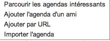 Capture d'écran 2011 07 06 à 23.14.47 Synchroniser ses évènements FaceBook sur son calendrier Gmail