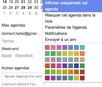 Capture d'écran 2011 07 06 à 23.15.51 Synchroniser ses évènements FaceBook sur son calendrier Gmail
