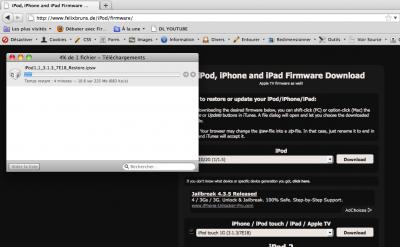 jb1 400x247 Mise à jour du Firmware et Jailbreak ipod touch G1 ( sur un MAC ou PC )